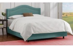 Кровать спальная Вельвет - Мебельная фабрика «ДЕФИ»
