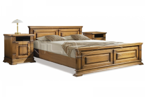 Кровать спальная Verdi - Мебельная фабрика «Rila»