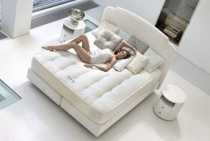 Кровать SPRING BOX Sleepeesleep - Мебельная фабрика «Эстетика»