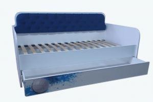 Кровать-тахта для мальчика - Мебельная фабрика «Mebel_Club73»