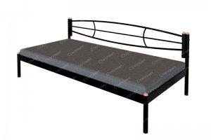 Кровать тахта металлическая Аура - Мебельная фабрика «Стиллмет»