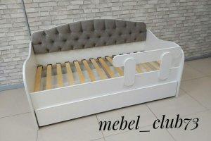 Кровать-тахта ортопедическая - Мебельная фабрика «Mebel_Club73»