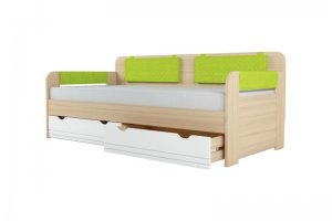 Кровать-тахта Стиль 900 4 - Мебельная фабрика «Аквилон»