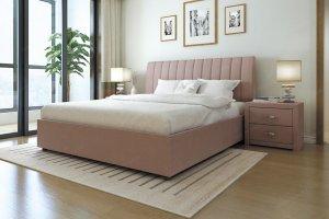 Кровать мягкая Танго - Мебельная фабрика «Мелодия сна»