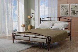 Кровать металлическая Тая 2 - Мебельная фабрика «Гайвамебель»