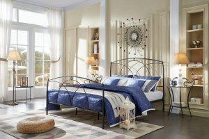 Кровать TDF8002 - Импортёр мебели «Евростиль (ESF)»