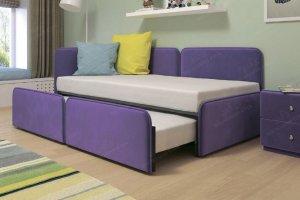 Кровать Тетрис Твин - Мебельная фабрика «Мелодия сна»
