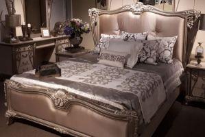 Кровать TIFFANY ART - Импортёр мебели «AP home»