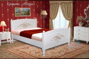 Кровать Торис - Мебельная фабрика «Евростиль»