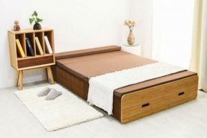 Кровать-трансформер Гармошка - Мебельная фабрика «BURJUA»