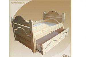 Кровать трансформер Подрастайка - Мебельная фабрика «Добрый мастер»