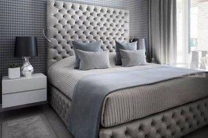Кровать удобная Аура 99 - Мебельная фабрика «AURA Interiors»