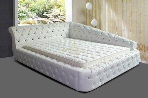 Кровать угловая Lampedusa - Мебельная фабрика «Евросон Мебель»