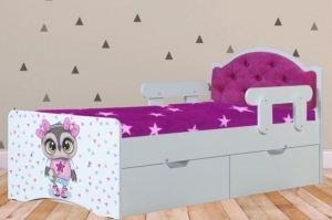 Кровать детская с ящиками Умка 23 - Мебельная фабрика «ВиТа-мебель»