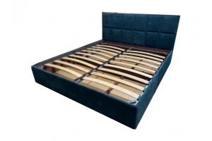 Кровать в мягкой обивке - Мебельная фабрика «Мебель-54»