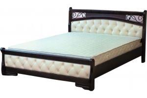 Кровать в спальню 126 - Мебельная фабрика «Мега-Проект»
