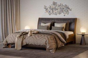 Кровать в спальню 1600-01 - Мебельная фабрика «Калинковичский мебельный комбинат»