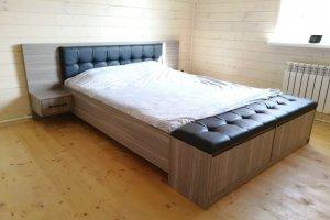 Кровать в спальню - Мебельная фабрика «Наша Мебель»