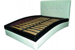 Кровать в спальню 52 - Мебельная фабрика «Мега-Проект»