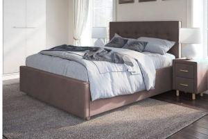 Кровать в спальню Афина - Мебельная фабрика «Лазурит»