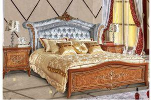 Кровать в спальню Эсмеральда - Импортёр мебели «FANBEL»