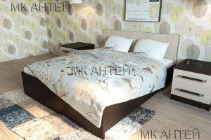 Кровать в спальню Европа 2 - Мебельная фабрика «Антей»