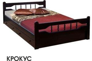 Кровать в спальню Крокус - Мебельная фабрика «Pines (Пайнс)»