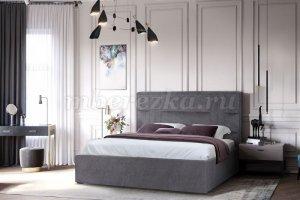 Кровать в спальню Лаура - Мебельная фабрика «Березка»