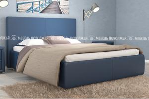 Кровать в спальню Лиана 2 - Мебельная фабрика «Мебель Поволжья»