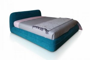 Кровать в спальню Lumix - Мебельная фабрика «ИСТЕЛИО»