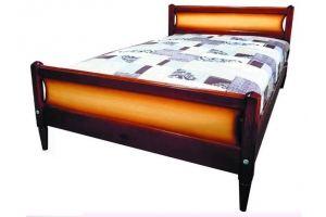 Кровать в спальню Ника 6 - Мебельная фабрика «Лама»