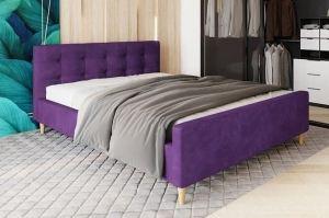 Кровать в спальню Pinko - Мебельная фабрика «СRAFT MEBEL»