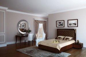 Кровать в спальню Provance - Мебельная фабрика «Möbel&zeit»