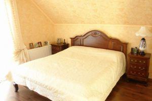 Кровать в стиле Королевы Анны BD-EX1/KING - Импортёр мебели «Галерея Гику»