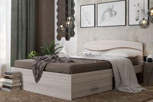 Кровать Валенсия - Мебельная фабрика «Можгинский лесокомбинат»
