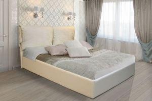 Кровать Валенсия - Мебельная фабрика «Виктория»
