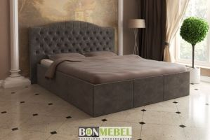 Кровать Валенсия - Мебельная фабрика «Бонмебель»