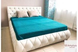 Кровать Валенсия с подъёмным механизмом - Мебельная фабрика «Амплуа»