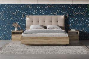 Кровать Vena ясень ориноко - Мебельная фабрика «СОНУМ»