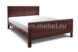 Кровать Вермонт 2 - Мебельная фабрика «Муром-мебель»