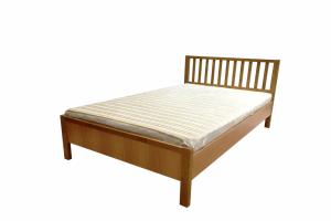 Кровать Вертикаль ЛДСП - Мебельная фабрика «12 стульев»