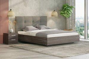 Кровать Victoria ясень анкор - Мебельная фабрика «СОНУМ»