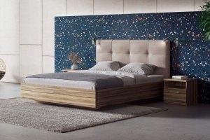 Кровать Victoria ясень ориноко - Мебельная фабрика «СОНУМ»