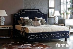 Кровать Vintage Plus - Мебельная фабрика «Фурман»