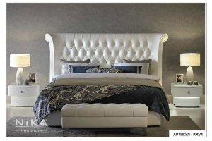 Кровать Вирджиния - Мебельная фабрика «NIKA premium»