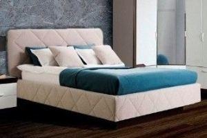 Кровать Вита с ортопедическим основанием - Мебельная фабрика «ПМК Стрелец»