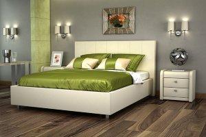 Кровать Вита в современном стиле - Мебельная фабрика «Мелодия сна»