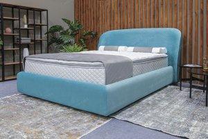 Кровать мягкая Волна - Мебельная фабрика «Мелодия сна»