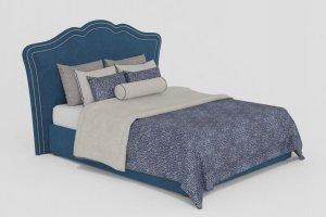 Кровать взрослая Sincero - Мебельная фабрика «HASTA»