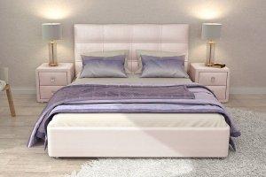 Кровать Юлиана Розовый - Мебельная фабрика «Цвет диванов»
